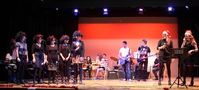 clases de canto en escuela de música de Zaragoza