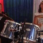 clases de batería en escuela de música de Zaragoza
