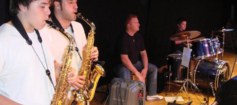 clases de saxofón en academia de música de Zaragoza